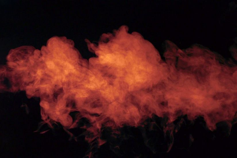 Colored smoke on black background, Slow Motion Stock Video Footage -  VideoBlocks
