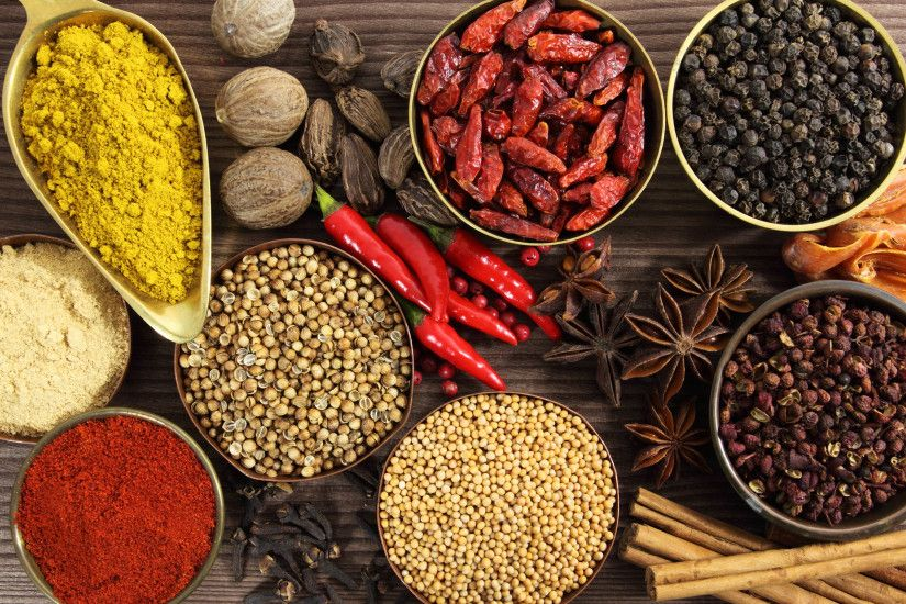 Food - Herbs and Spices Spices Wallpaper