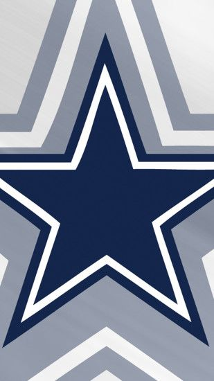 Dallas cowboys star Xperia Z2 Wallpapers