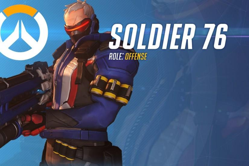 full size soldier 76 wallpaper 1920x1080 for macbook