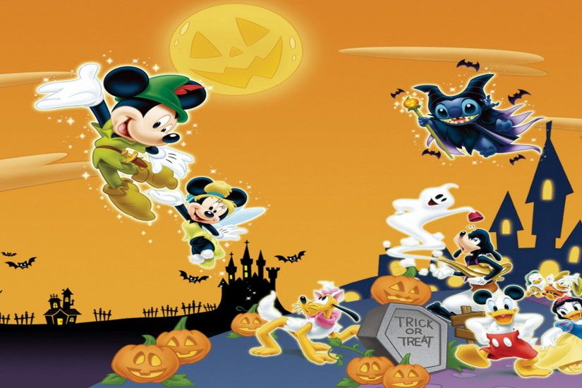 Halloween At Disney Land Wallpapers - Your HD Wallpaper (shared via  SlingPic)
