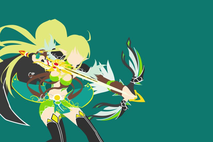 ... Night Watcher (Elsword) by ncoll36