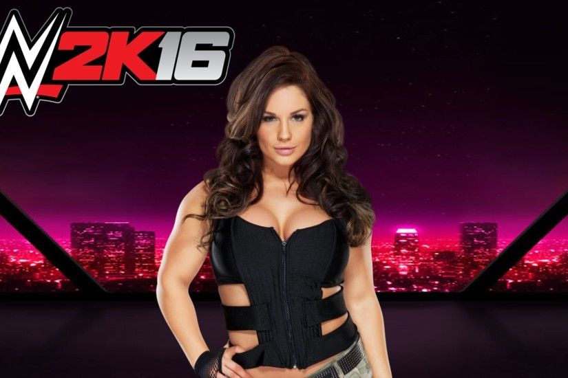 "1920x1080 WWE Kaitlyn 6th Theme Song ""Higher"" Arena Eidt + Download  Linká´´á´°"