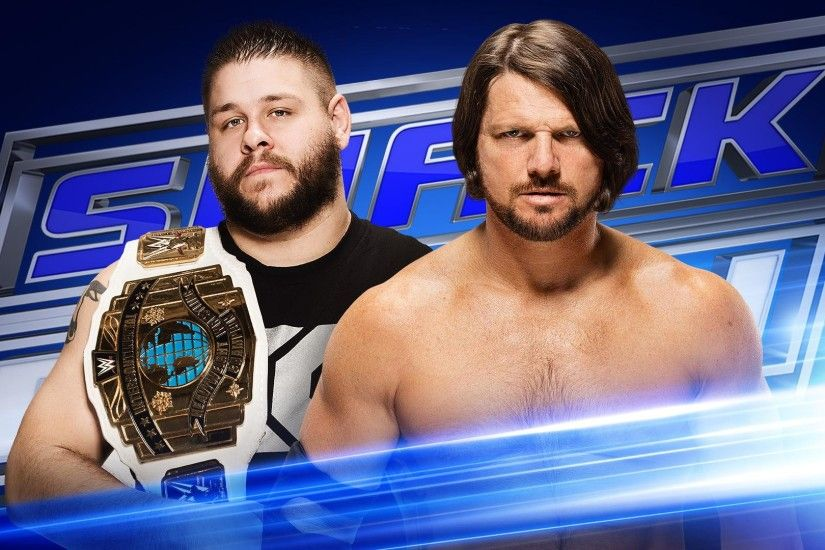 Kevin Owens Announced For WWE SmackDown