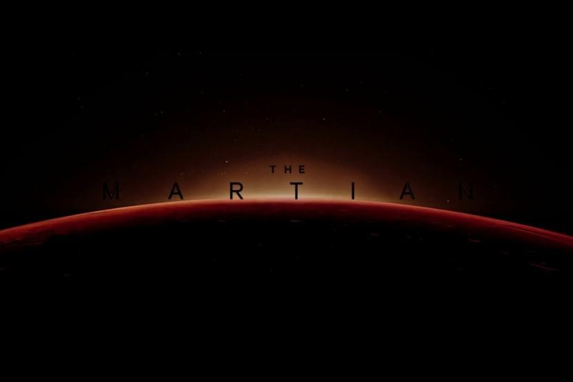 The Martian Official Trailer #1 [1080p] HD