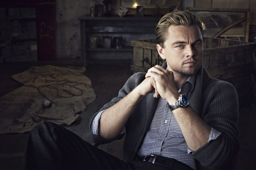 Actor American Leonardo Dicaprio · HD Wallpaper | Background ID:334908
