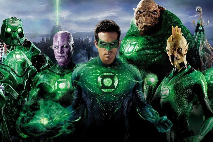 1920x1080 Green Lantern Superheroes. How to set wallpaper on your desktop?  Click the download link from above and set the wallpaper on the desktop  from your ...