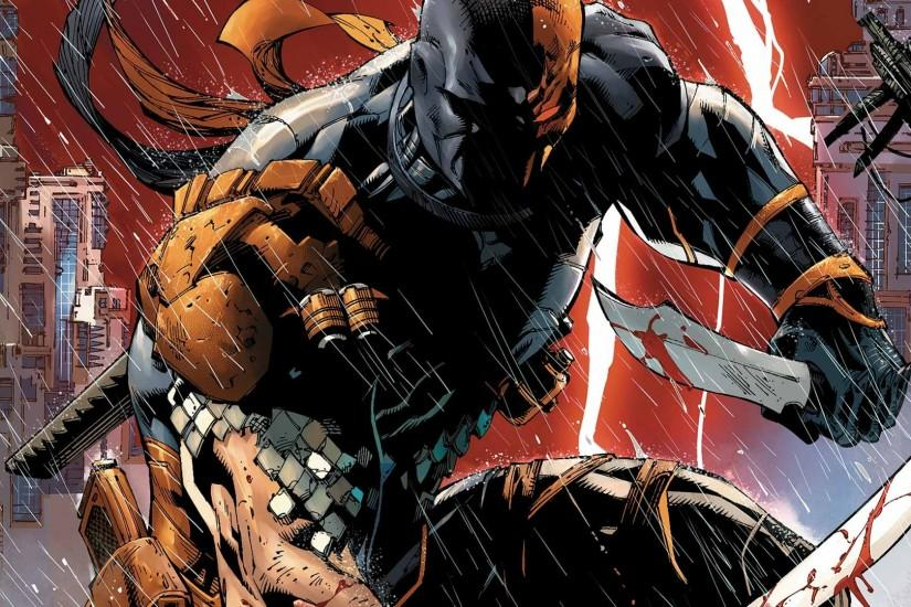 most popular deathstroke wallpaper 1920x1080 images