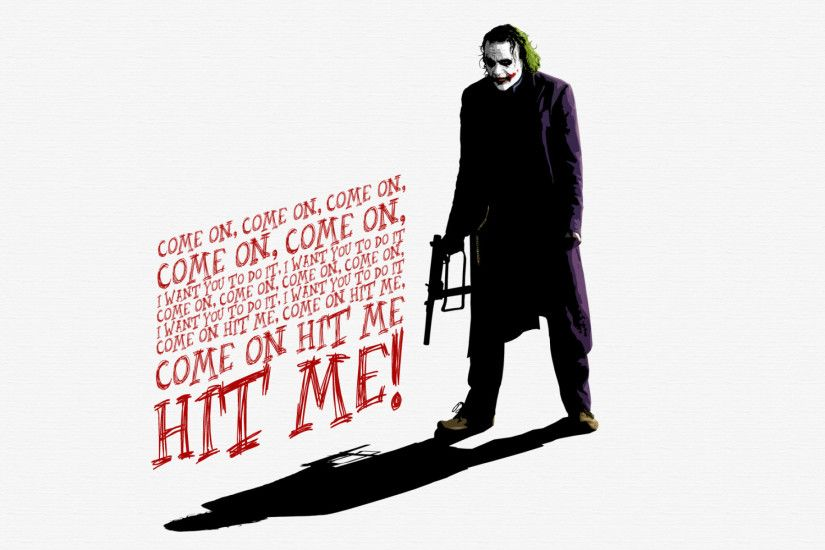 1920x1200 Wallpaper heath ledger, joker, the dark knight