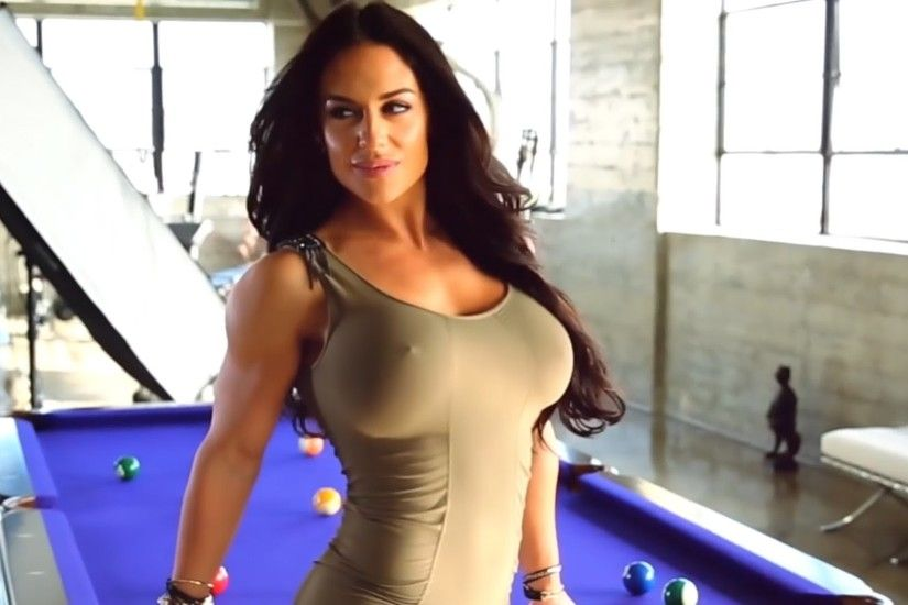 Hot photoshoot with Celeste Braun - Former WWE Diva Champion Kaitlyn -  YouTube