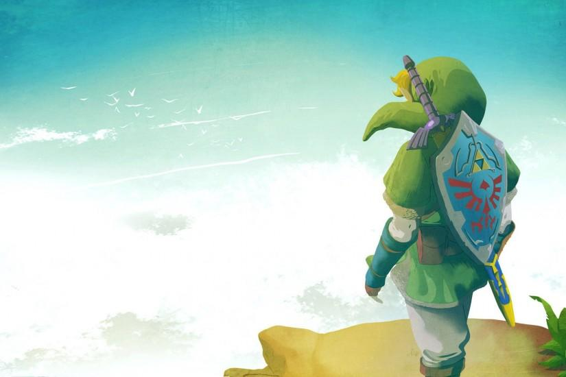 large legend of zelda wallpaper 1920x1080