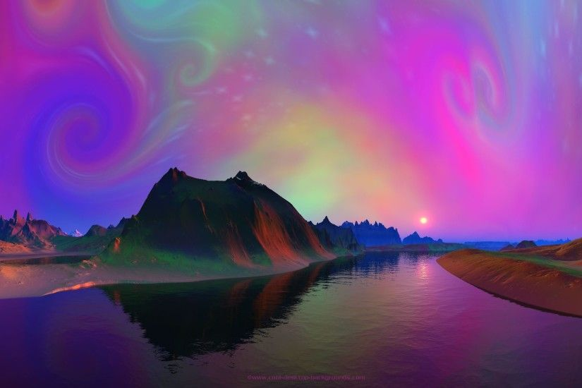 Psychedelic Desktop Backgrounds