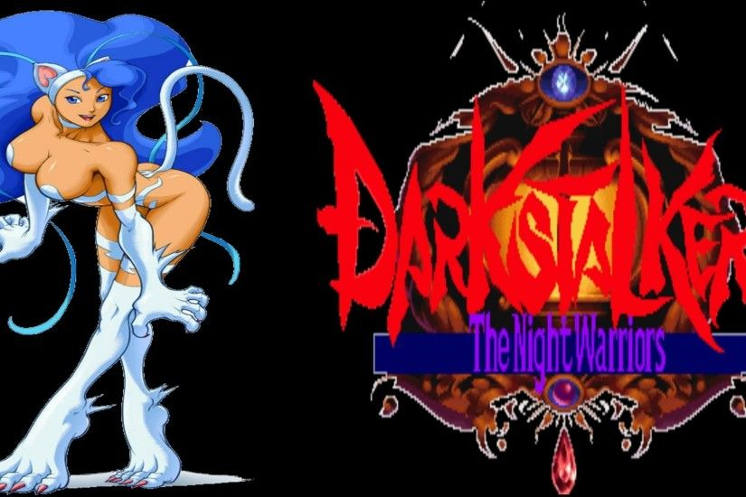 Darkstalkers: The Night Warriors | ARCADE | Felicia Part 1