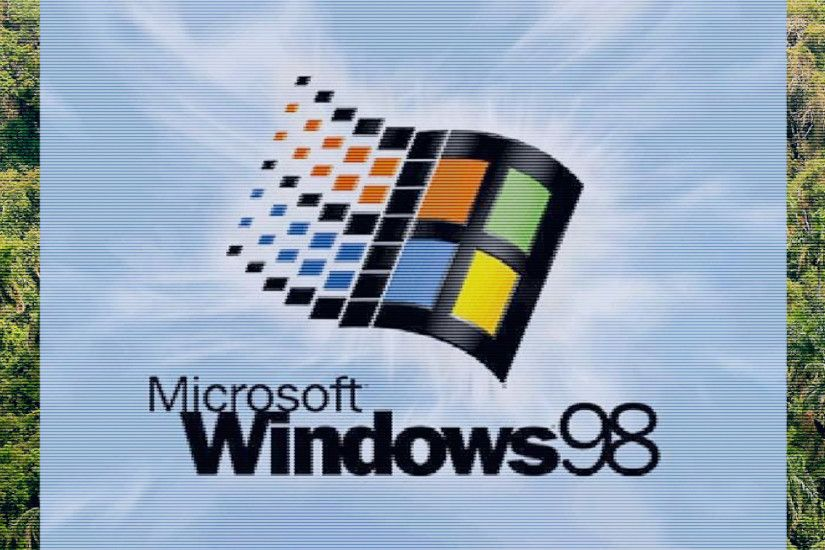 Windows 98 Wallpaper (1920 x 1080) ...