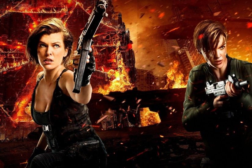 HD Wallpaper | Background ID:782125. 2560x1440 Movie Resident Evil: ...