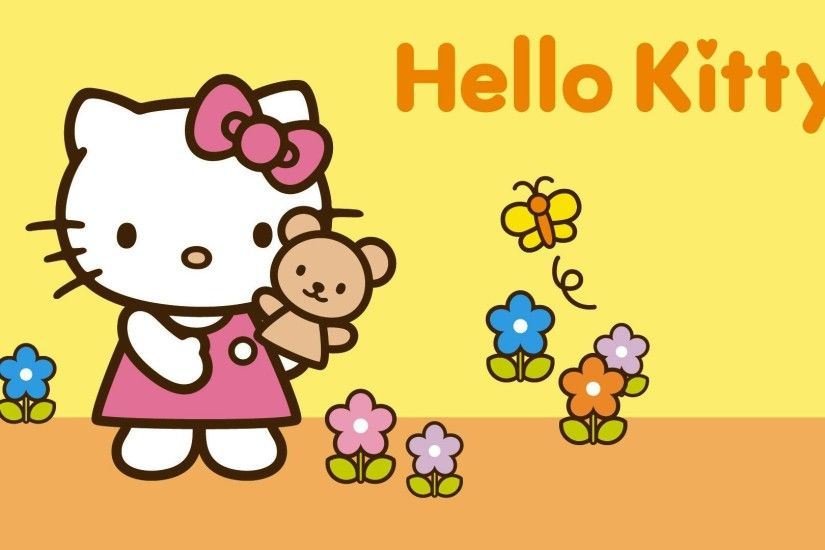 Hello Kitty Pictures Wallpapers (38 Wallpapers)