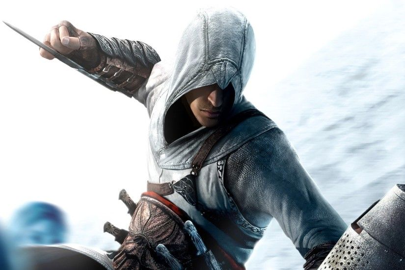 ... Altair Ibn La Ahad in Assassin's Creed Wallpapers | HD Wallpapers ...