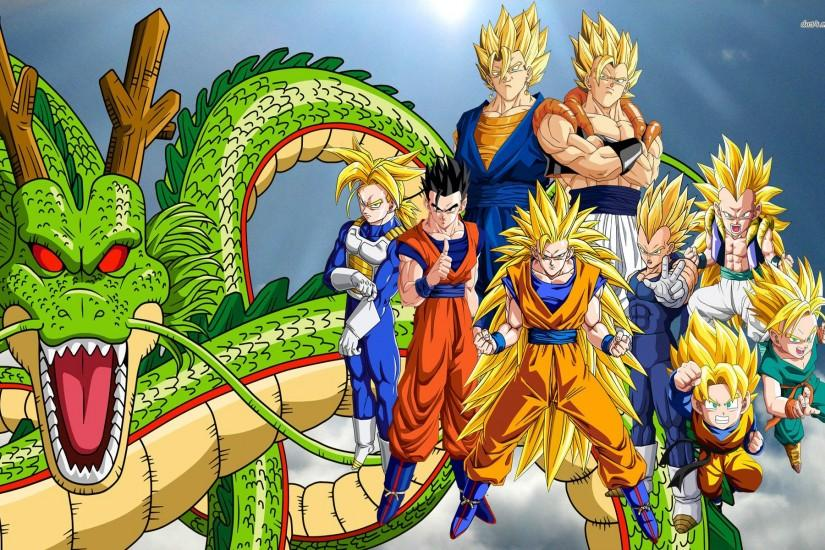 free download dragon ball z wallpaper 1920x1200