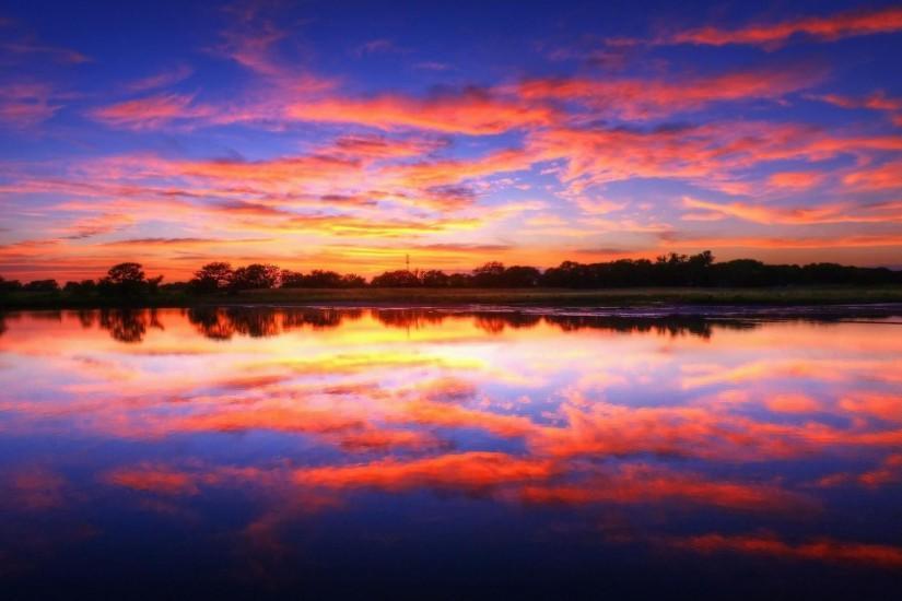 2048x2048 Serene Sunset Ipad Air Hd 4k Wallpapers Images: Pastel Wallpaper ·① Download Free Amazing Full HD