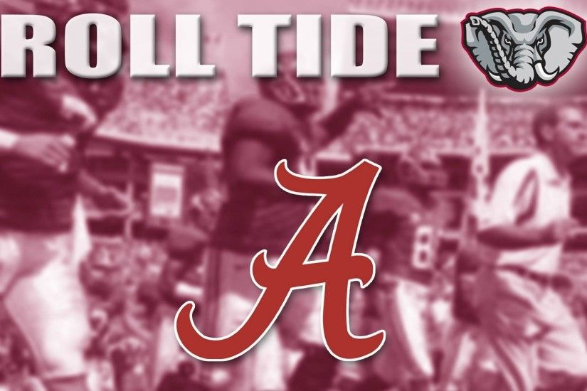 free alabama crimson tide wallpapers widescreen elephant