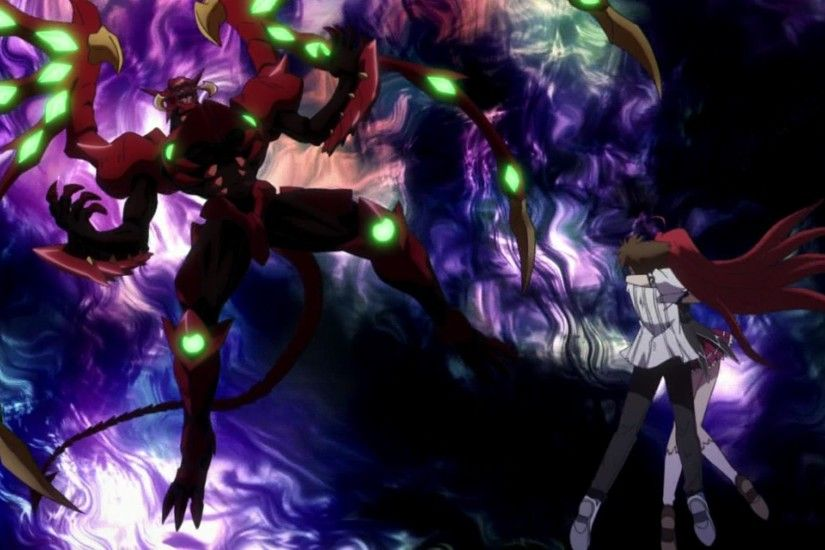 Image - Issei and Rias confronting the Juggernaut Drive Curse.jpg | High  School DxD Wiki | FANDOM powered by Wikia