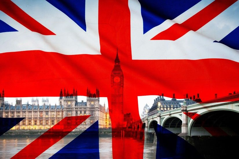 UK Union Jack Flag Wallpaper