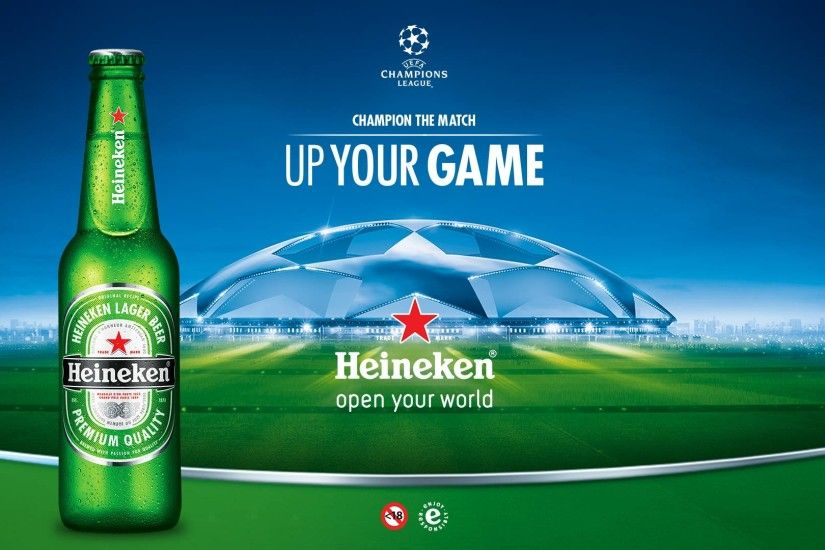 UEFA Champions League Heineken Wallpaper UEFA Champions