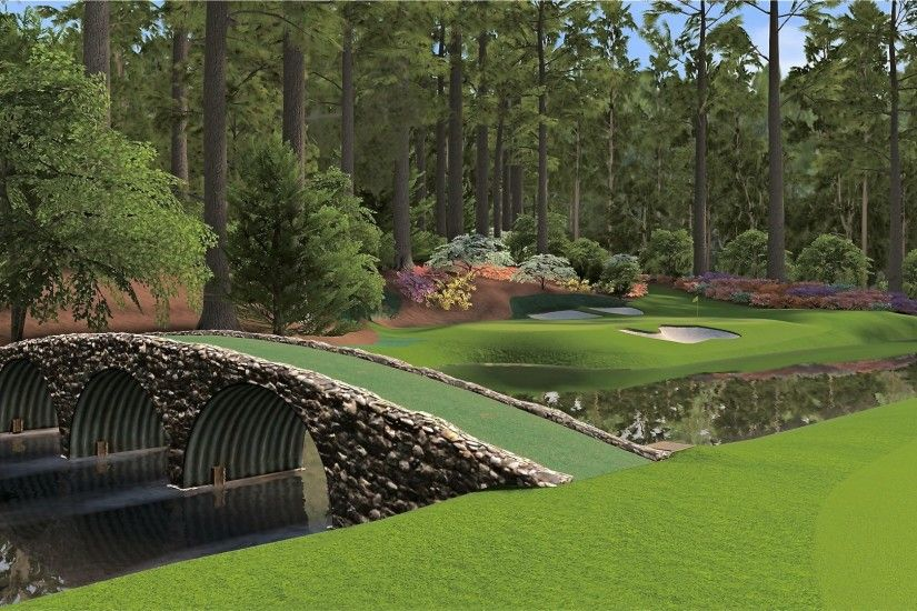 2013 Masters – Augusta National GC