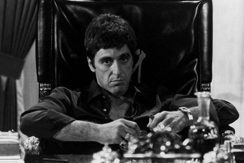 Scarface Wallpapers HD - Wallpaper Cave 22 Image for Desktop: Al Pacino  Scarface ...