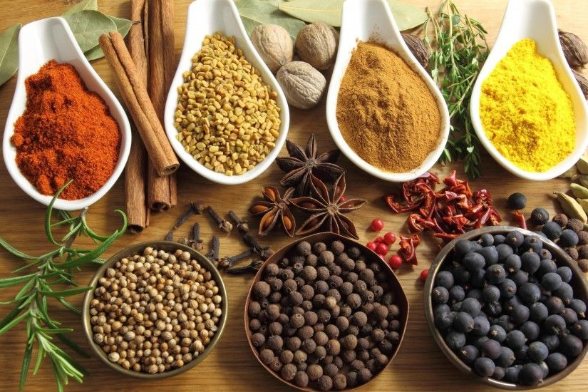Wallpaper Spices, Sprinkles, Assorted HD, Picture, Image