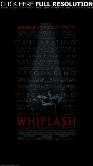 Whiplash Poster Film Music Drum Dark Android wallpaper - Android HD  wallpapers
