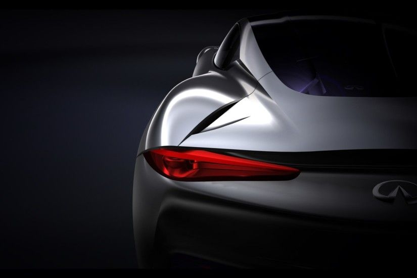 Infiniti Electric Sports Car 2012