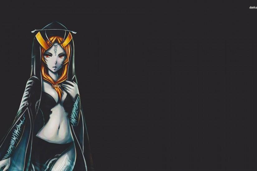 Midna - The Legend Of Zelda Wallpaper