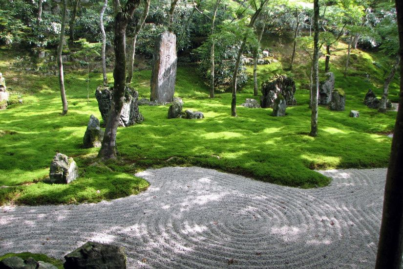 Best Japanese Rock Garden Wallpaper 36 About Remodel with Japanese .