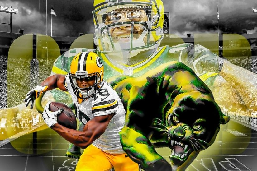 Randall Cobb Wallpaper Packers