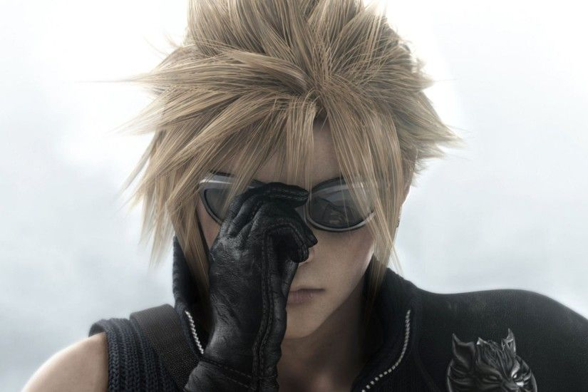 final fantasy cloud hd wallpaper