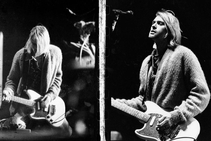 Kurt Cobain Nirvana Wallpaper Full HD : music Wallpaper - Horadent.com