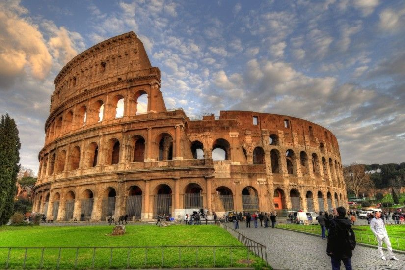 31 Colosseum HD Wallpapers | Backgrounds - Wallpaper Abyss ...