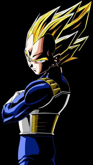 Vegeta Wallpaper Android / Image Source