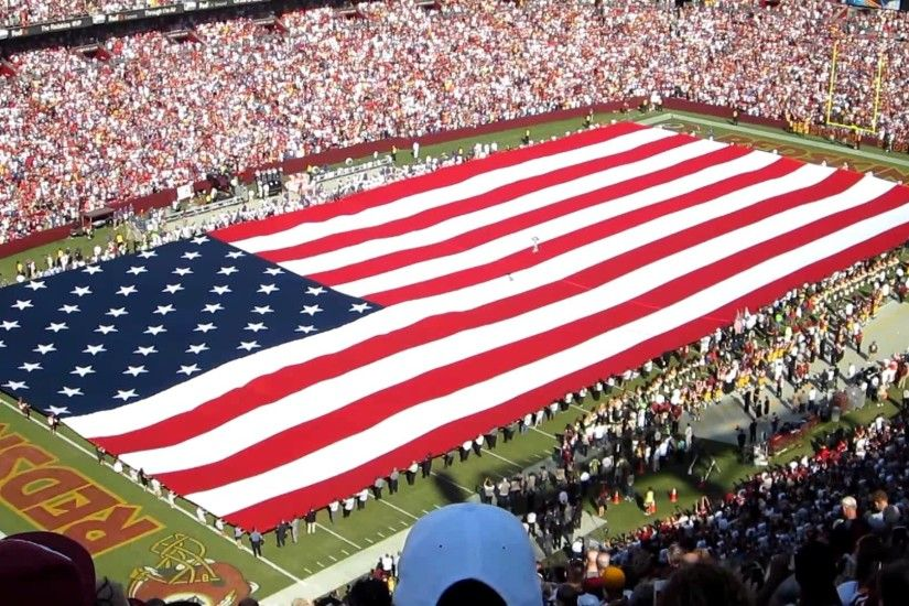 10th Anniversary of September 11 Tribute Ceremony at FedEx Field - YouTube