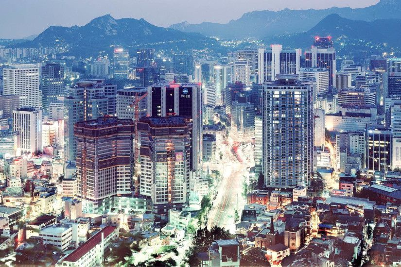 Seoul Awesome HD Wallpapers & Desktop Backgrounds Seoul (1) ...