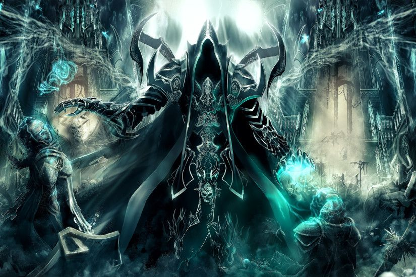 168 Diablo III: Reaper Of Souls HD Wallpapers | Backgrounds - Wallpaper  Abyss