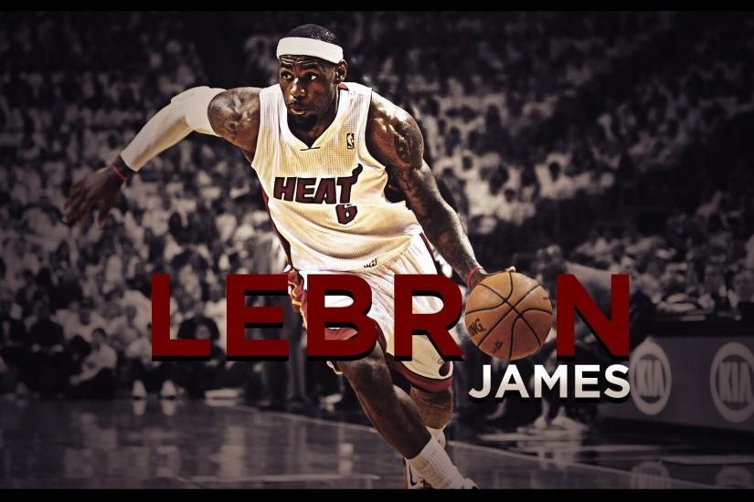 Nba Lebron James Miami Heat Mvp Basketball nba wallpaper Wallpaper HD