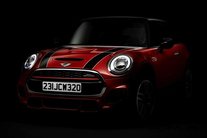 2016 Mini Cooper Background Wallpapers