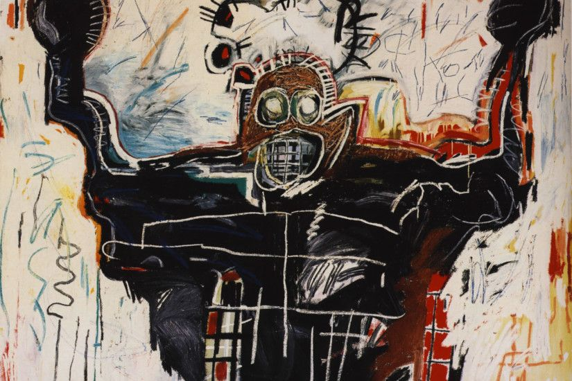 Jean-Michel Basquiat, Untitled (Boxer) Sold at Christie's for $13 522 500