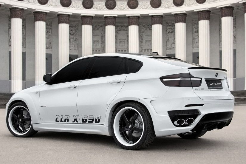 BMW X6 Car Tuning
