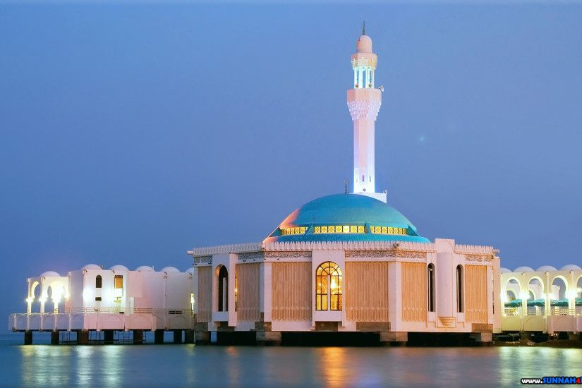 Very beautiful mosque.