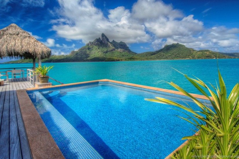 HD Bora Bora Wallpapers