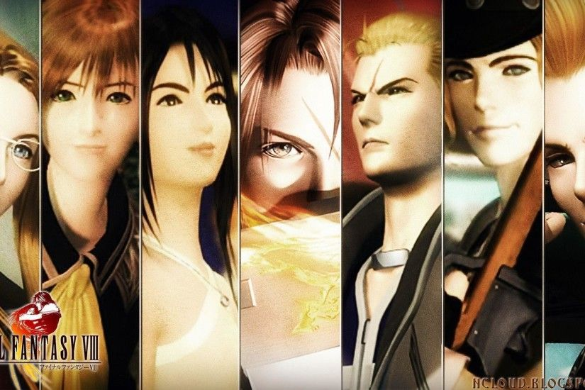 Wallpapers For > Final Fantasy 8 Wallpapers