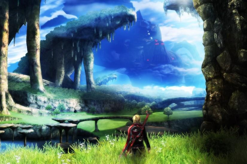 download free xenoblade chronicles 1920x1080 wallpaper 1920x1080